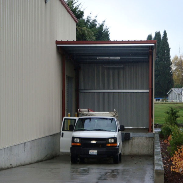 Stirnco Steel, Commercial Steel Structures in Redmond, Washington